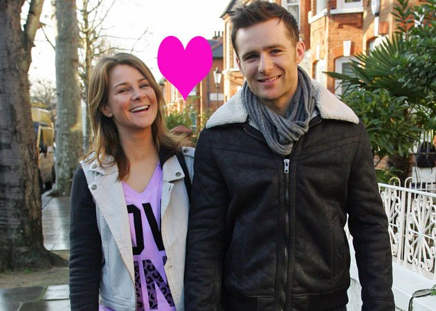 Harry Judd, McFly, Izzy Johnston, engaged