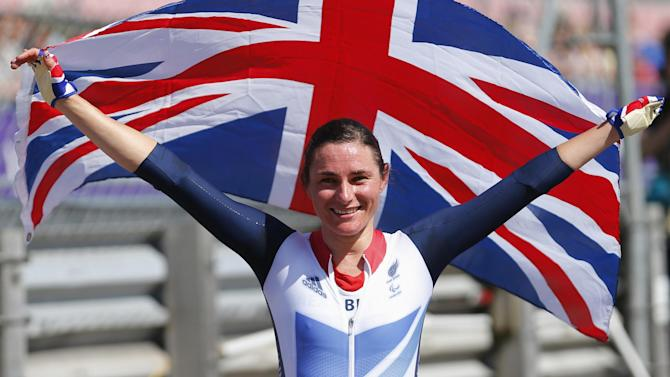 Cycling - Sarah Storey still pleased despite missing hour record