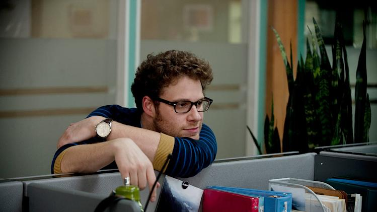 50/50 Summit Entertainment 2011 Seth Rogen
