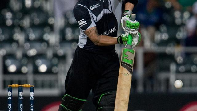 Cricket - McCullum reign starts with heavy defeat