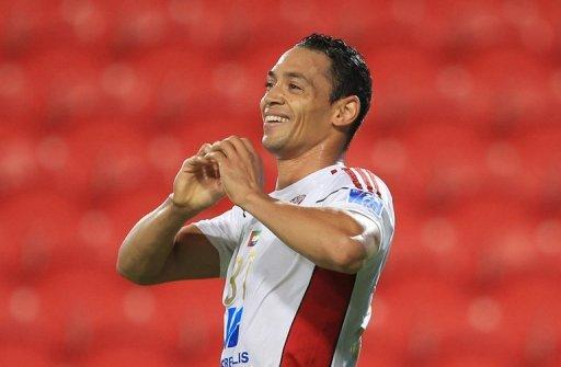 Ricardo Oliveira has led the way with 10 goals for Al Jazira to top the scoring charts in the AFC Champions League