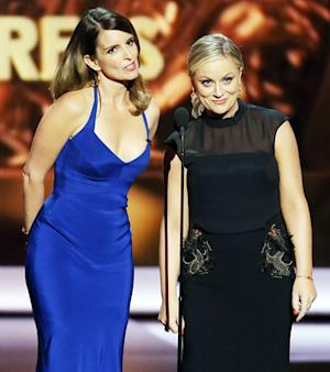 Tina Fey and Amy Poehler Will Host the 2014 and 2015 Golden Globes