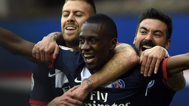 Ligue 1 - Late Matuidi strike leaves PSG on brink of title