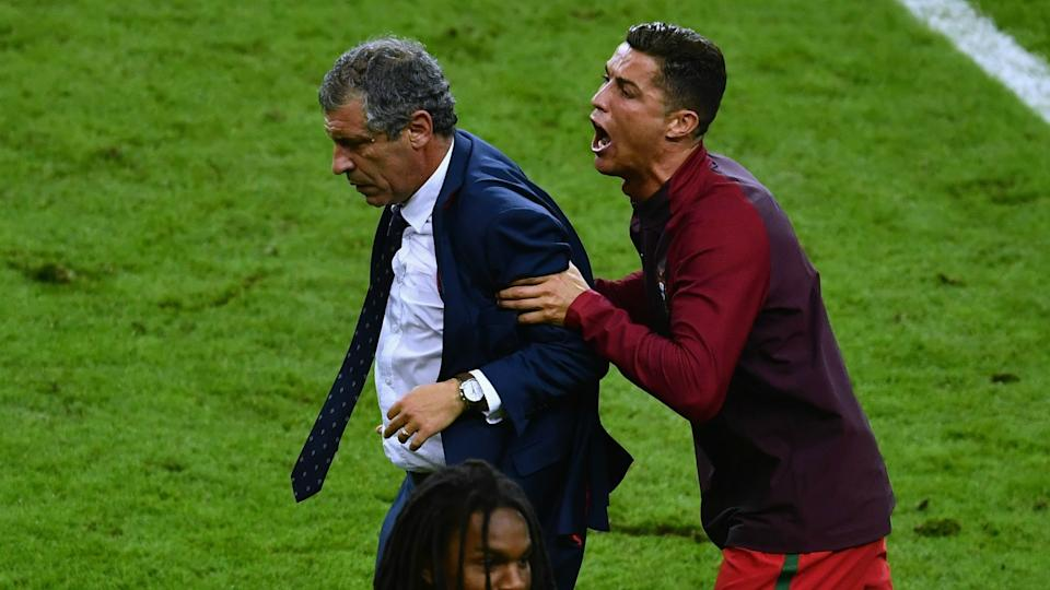 Mourinho: Ronaldo's Euro 2016 final antics didn't help Portugal