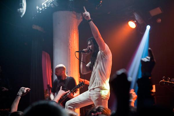 Marky Ramone and Andrew W.K. Play Ramones Classics in New York