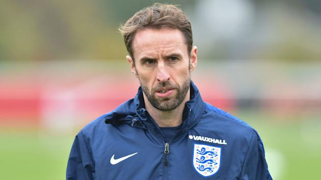 A ranking of 13th is nowhere near good enough for England, who must bridge the gap to the world's elite says manager Gareth Southgate.