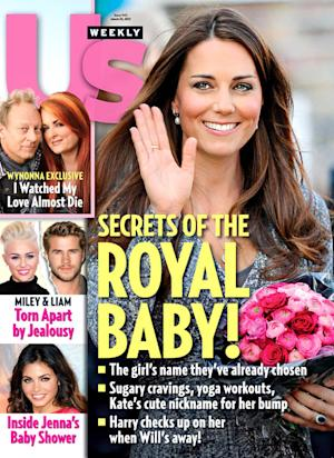 """Kate Middleton, Prince William Call Their Baby-to-Be """"Our Little Grape"""""""