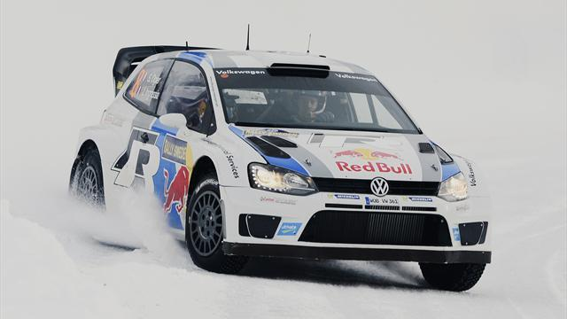 WRC - Ogier plays down WRC favourites tag