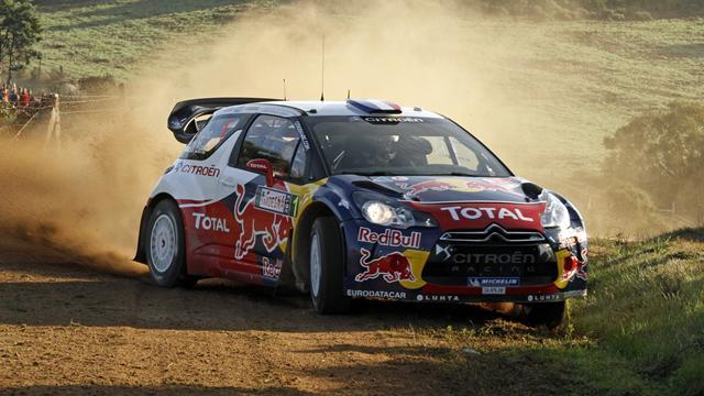 WRC - Loeb quickest in Spain qualifying