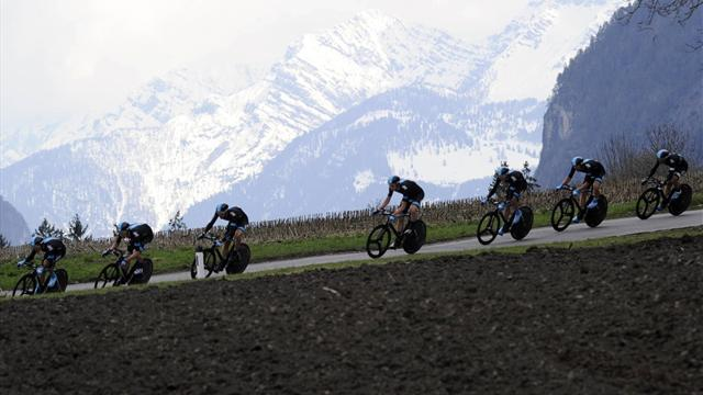 Cycling - Wiggins captures first win of the year