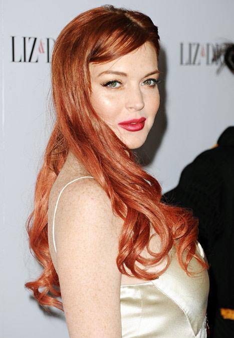 Lindsay Lohan Claims She's Too Sick to Appear in Court