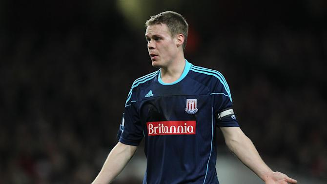 Chris Coleman set to ask Ryan Shawcross (pictured) to make himself available for Wales