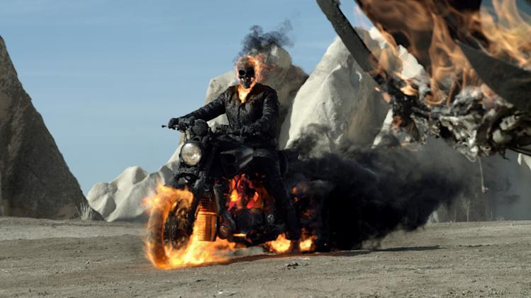 Ghost Rider Spirit of Vengeance 2012 Columbia Pictures