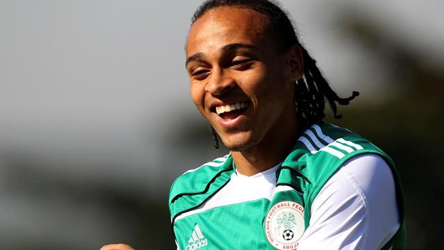 African Cup of Nations - Odemwingie left out of Nigeria squad