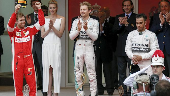 Formula 1 - Gray Matter: Maturing Lewis Hamilton reacted superbly to Monaco blow