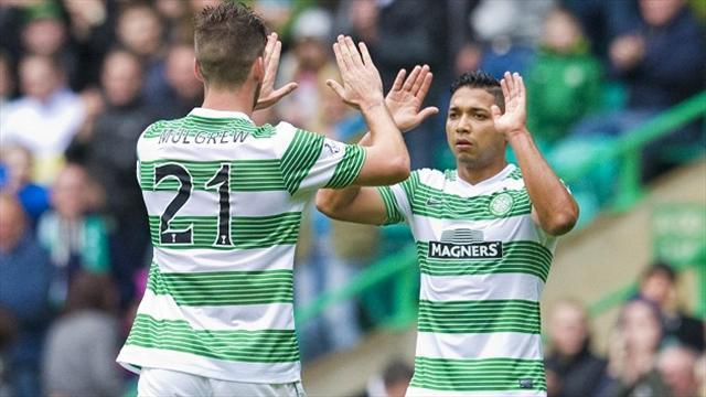 Champions League - Ajax v Celtic: LIVE