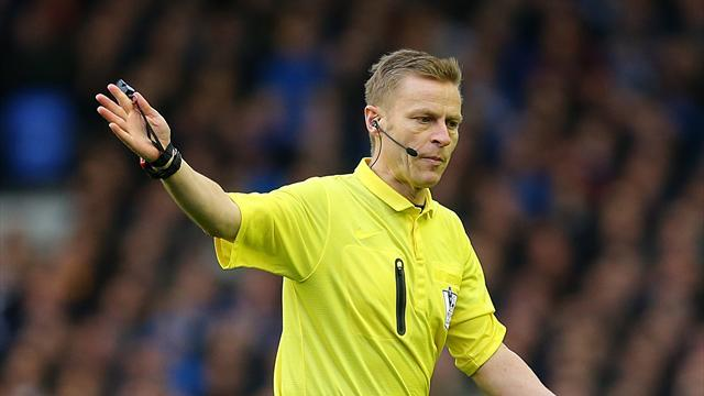 Premier League - Referee Jones stood down after Newcastle-Manchester City game