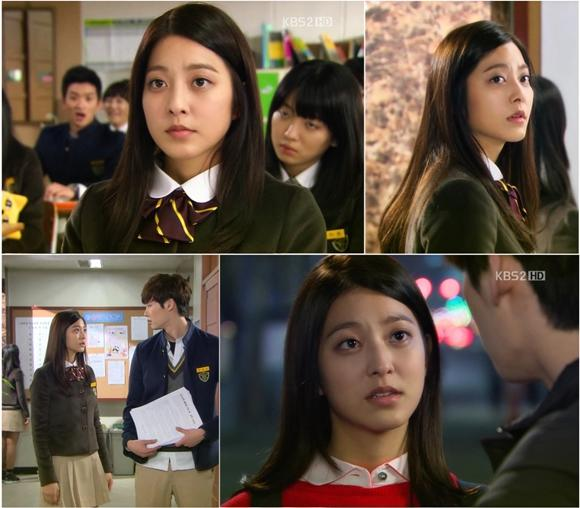 'School 2013' Park Se Young makes successful first appearance