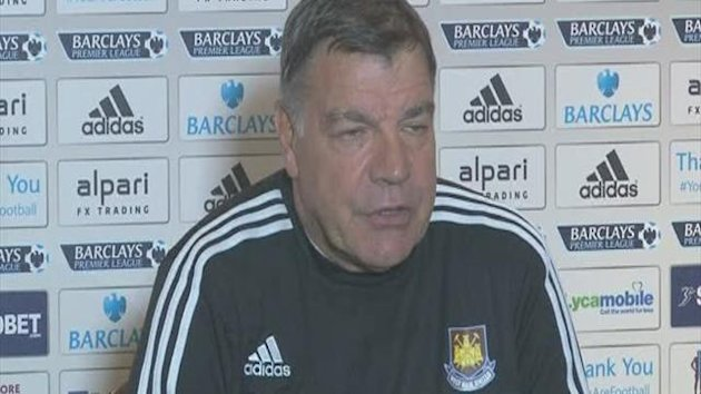 Allardyce sets out plan to stop Suarez