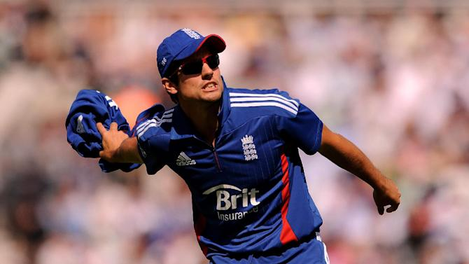 New England Test captain Alastair Cook admits he is still readjusting to life in his new role