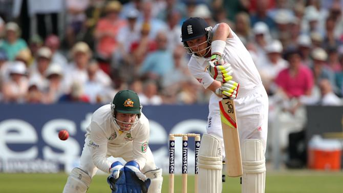 Cricket - First Investec Ashes Test - England v Australia - Day Three - Trent Bridge