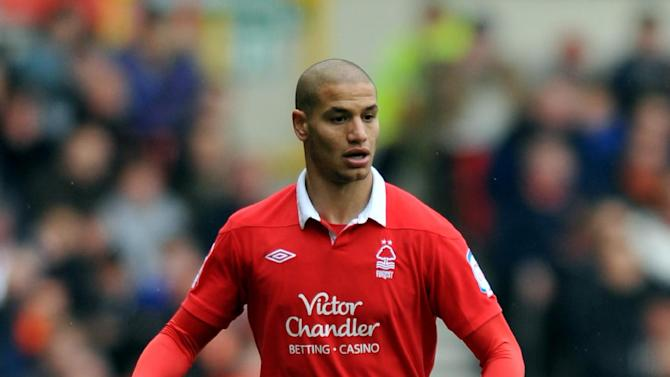 Adlene Guedioura played 19 matches on-loan at Forest last season