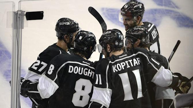 Ice Hockey - Kings' Doughty already trending to be among the best