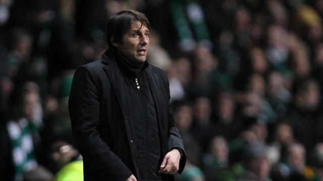 Serie A - Conte sparks doubts about Juventus future