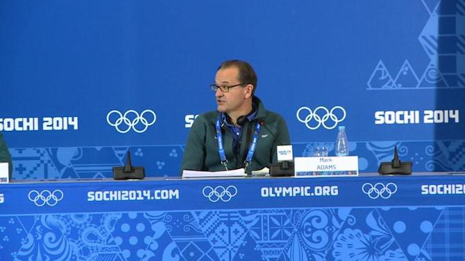 IOC: Ukraine athletes not banned from wearing black armbands