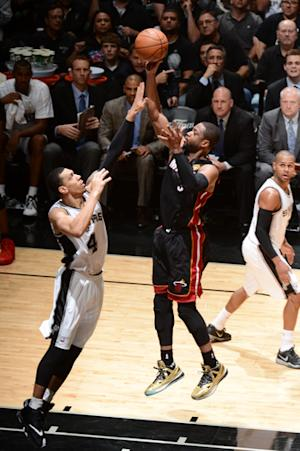 Heat know Spurs will be inspired in Game 3