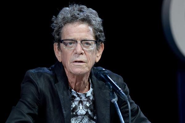 Lou Reed: NSA Spy Revelations 'Shocking'
