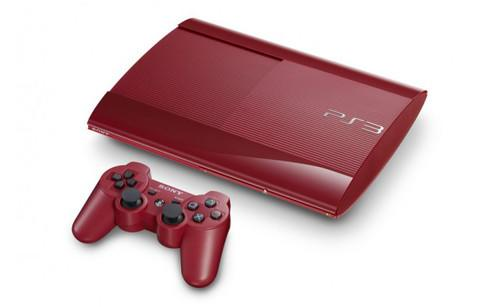 Sony preps garnet red and azurite blue superslim PS3s for Japan. Sony, Gaming, PS3, Japan, PlayStation 3 0