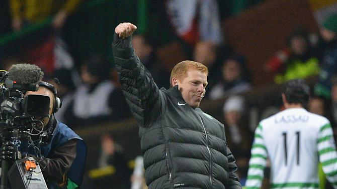 Lennon hails Celtic's miracle