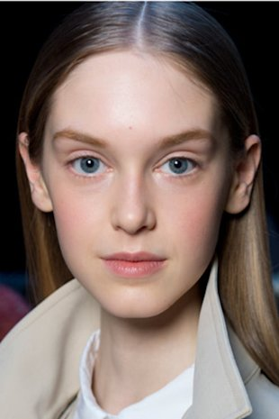 Want great skin like this DKNY model? To get started, stop stressing!
