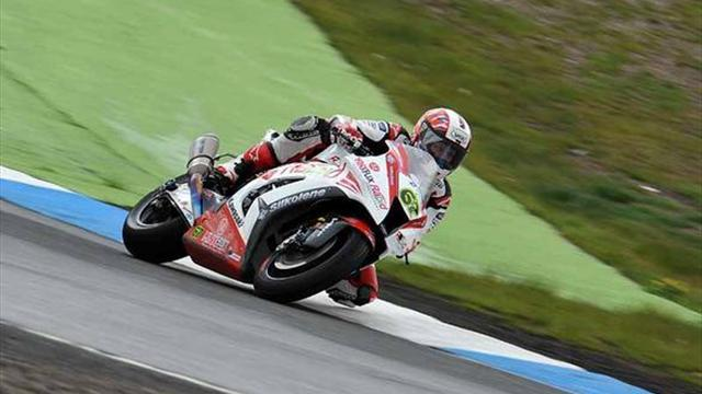 Superbikes - Knockhill BSB: Byrne edges Brookes to clinch pole