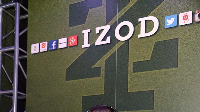 Launch Party For The IZOD Social Hub At The MAXIM Clubhouse