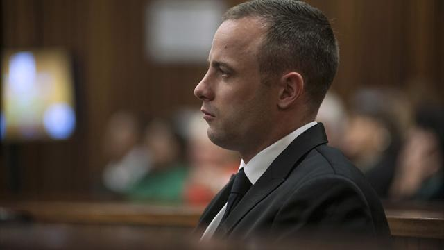 Pistorius case - Witness feared Pistorius might shoot himself