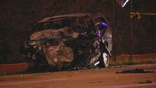 Wrong-Way Highway Driver Kills Four in Florida Cop Chase