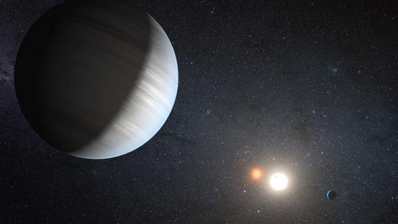 Two Alien Planets Found with Twin Suns Like 'Star Wars'' Tatooine