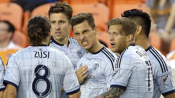 Nemeth, Sporting KC top short-handed FC Dallas 4-0