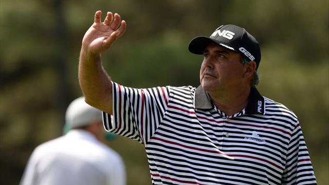 Golf - Magical Cabrera in control at Quail Hollow