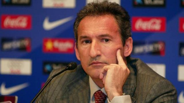 Football - Man City appoint Begiristain director of football