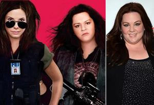 """""""The Heat"""" UK poster, Melissa McCarthy 