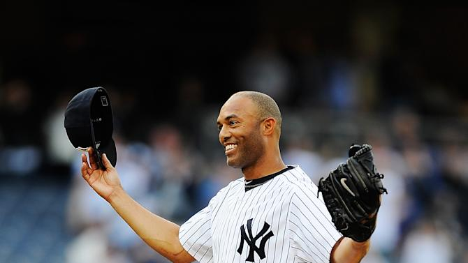 FILE: Mariano Rivera Tears ACL