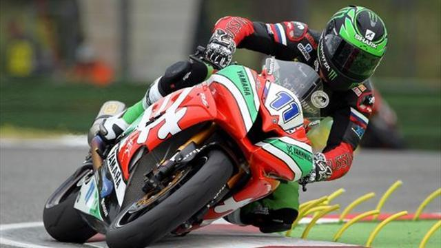 Superbikes - Imola WSBK: Lowes clinches Supersport pole