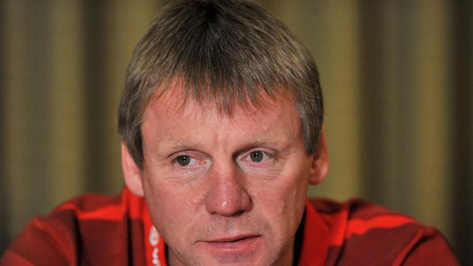 Stuart Pearce has praised the behaviour of his players in Serbia
