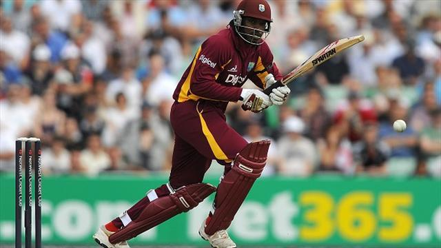 Cricket - India beat West Indies by eight wickets