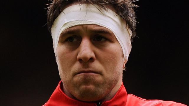 Six Nations - Wales captain Jones ruled out of England clash