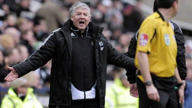 Premier League - Newcastle will toil under big mouth bully Kinnear