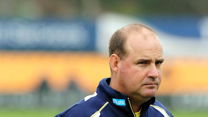 Cricket - Mickey Arthur File Photo